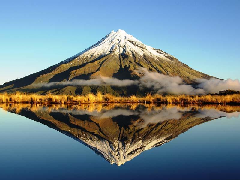 Mount Taranaki See