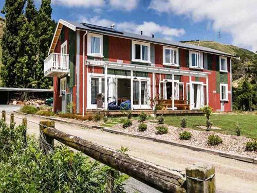 Abel Tasman Budget Hotel Neuseeland