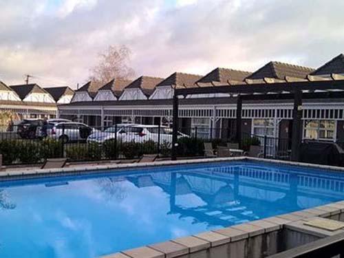 Rotorua Budget Hotel Neuseeland