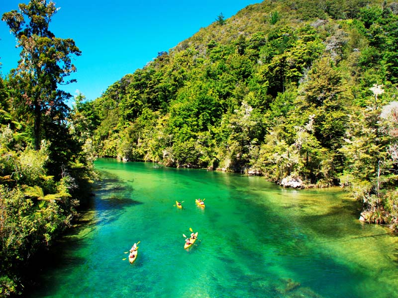 Neuseeland individualreise