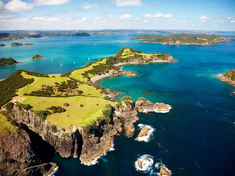 Bay of Islands - Kombiresie Neuseeland und Australien