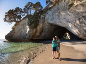 Neuseeland-Cathedral-Cove-Coromandel-Graeme-Murray