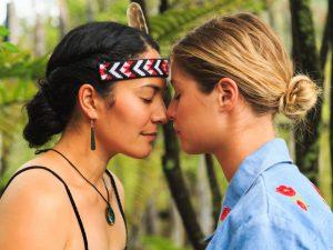 Hongi - Gruss der Maori - Neuseeland Gruppenreise