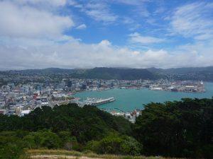 Mount Victoria Lookout - Herr der Ringe Drehorte