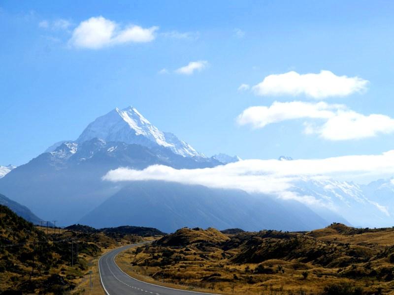 Der majestätische - Mount Cook - Warum nach Neuseeland reisen
