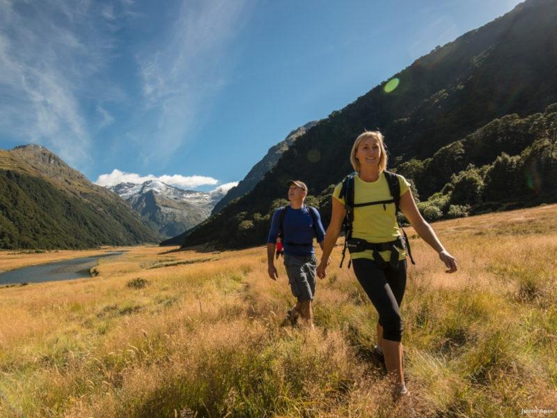 Warum nach Neuseeland reisen? Das Wanderparadies