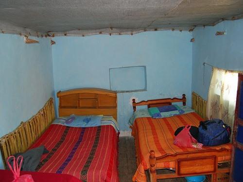 Übernachtung bei einer Familie auf Amantani
