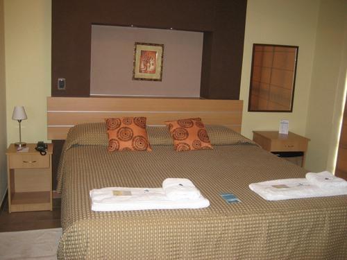 Zimmer im Standarthotel in Chiclayo