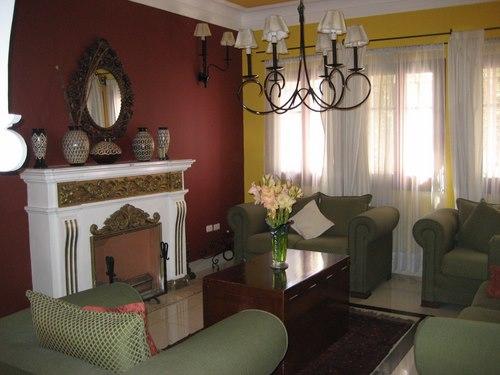 Lobby Komforthotel Arequipa