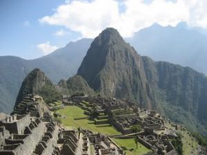 Machu Picchu bei Peru Bolivien Rundreise