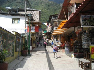 Aguas Calientes Peru Rundreise
