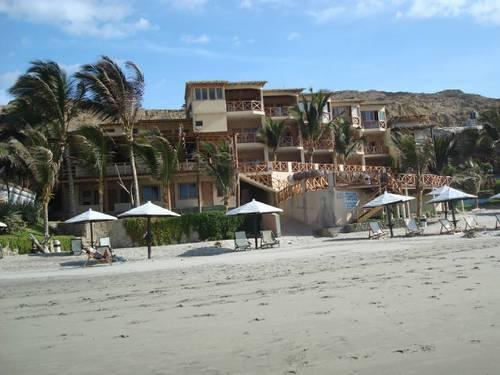 Strandhotel in Mancora