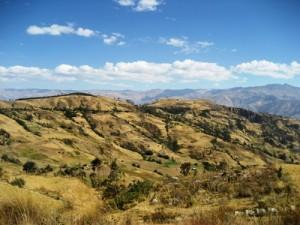 berglodge-huaraz-ausblick-Cordillera-Blanca-Trekking