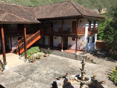 Großzügige Hacienda bei Chachapoyas