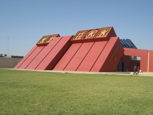 Chiclayo Museum Tacume Tumbas Reales
