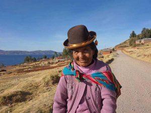 Begegnungen mit Einheimischen in Peru