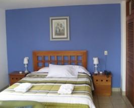Zimmer im Standarthotel in Huanchaco