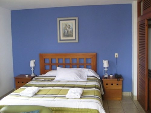 Zimmer im Standarthotel in Huanchaco
