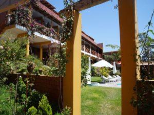 Unterkunft in Paracas bei 3-wöchiger Peru Rundreise