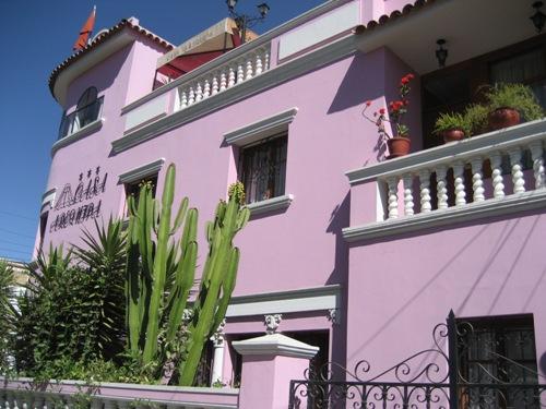 Komforthotel Arequipa Peru Reise