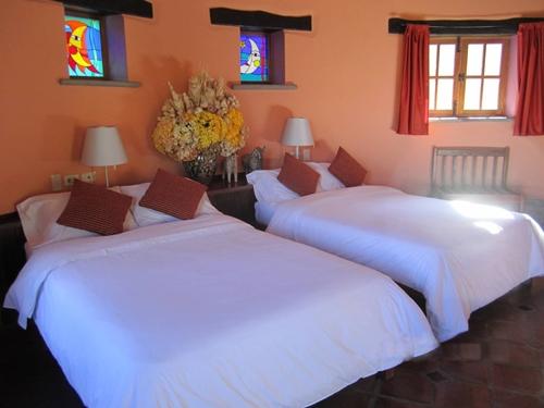 Komforthotel Heiliges Tal Peru Reise