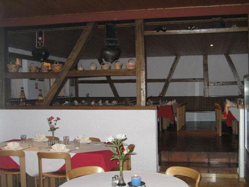 Speisesaal Komforthotel Huaraz