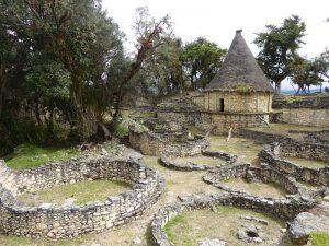 Kuelap bei Chachapoyas in Nordperu