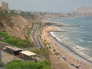 Nordperu Rundreise Küstenstraße Lima