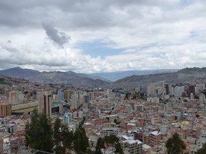 La Paz Peru Bolivien Rundreise