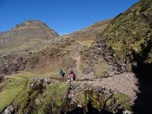 Trekking im Heiligen Tal