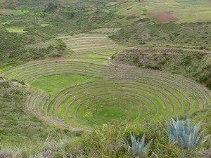 Fahrradtour nach Moray bei Peru Aktivurlaub