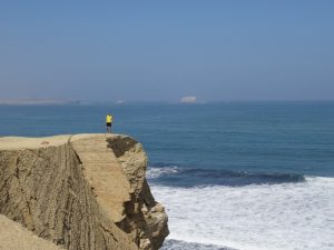 Paracas Nationalpark Meerblick Peru Rundreise