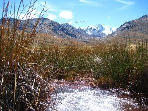 Nordperu Huaraz Berglodge Rundreise