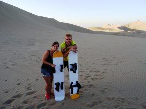 Sandboarding-Huacachina