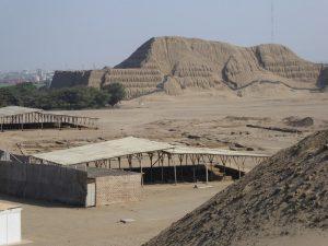 Sonnepyramide bei Trujillo
