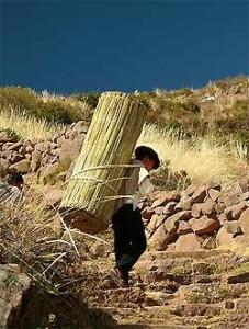 taquile-inselbewohner