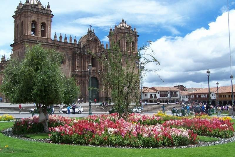 Kathedrale Cusco