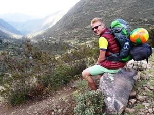 Reisespezialist auf dem Lares Trek