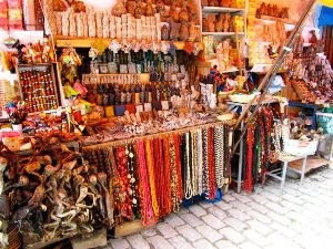 Hexenmarkt in Bolivien