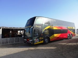 Bus Peru