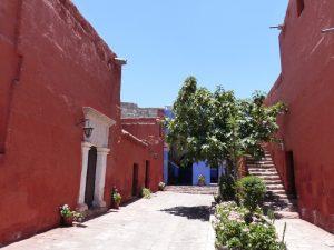 Kloster Santa Catalina in Areuqipa