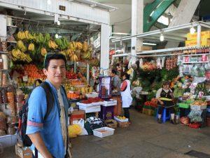 Citytour Lima Marktbesuch
