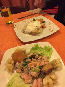 Perus Nationalgericht: Ceviche