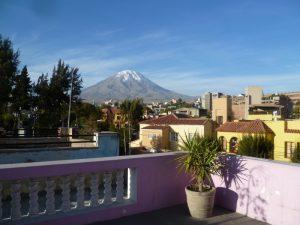 El Misti Vulkan in Arequipa