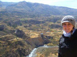 Colca Canyon Aussicht