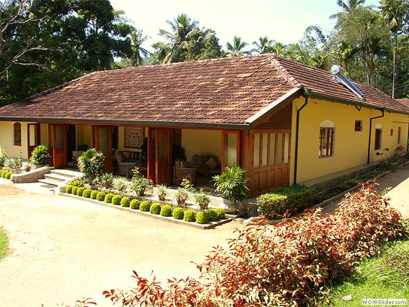 Sri Lanka homestay
