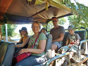 Familiereis Sri Lanka - olifanten safari