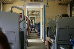 Sri Lanka vervoer
