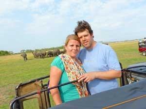 cultuur rondreis Sri Lanka - safari