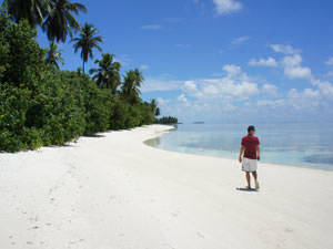 Vakantie Sri Lanka en Malediven - strand